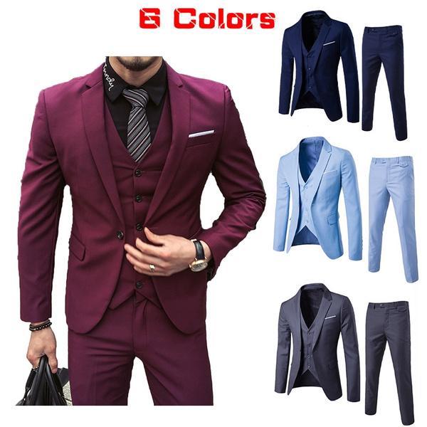 suitsformen, Two-Piece Suits, weddingsuit, Men Tops