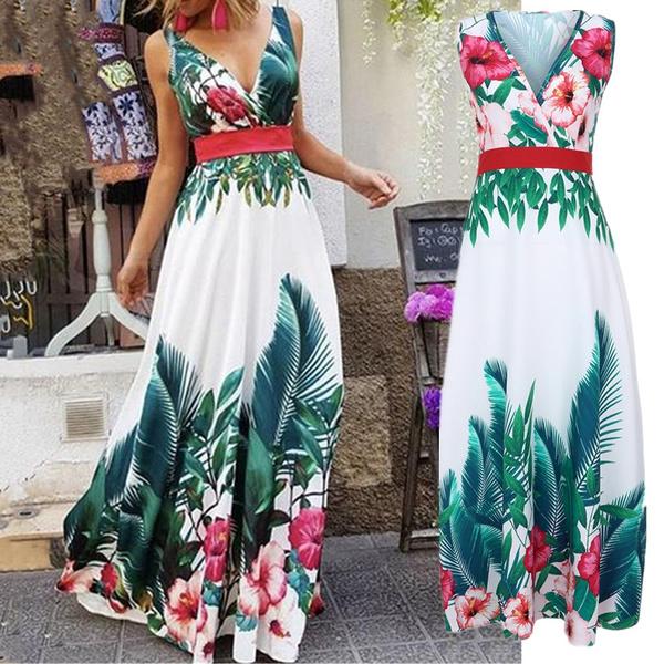 Summer, Plus Size, Vintage Dresses, Dress