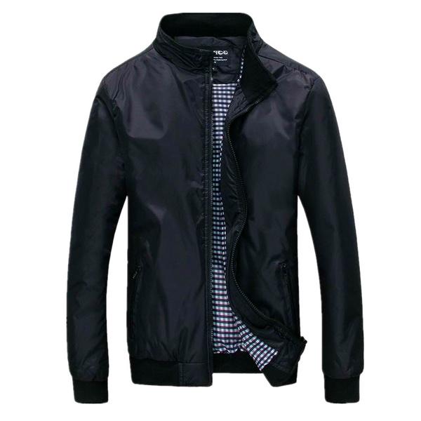 Fashion, fashion jacket, Spring, Slim Fit