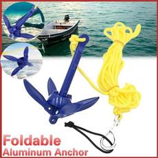 Rope, Inflatable, Aluminum, canoeanchor