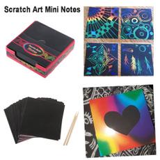 Mini, rainbow, Toy, art