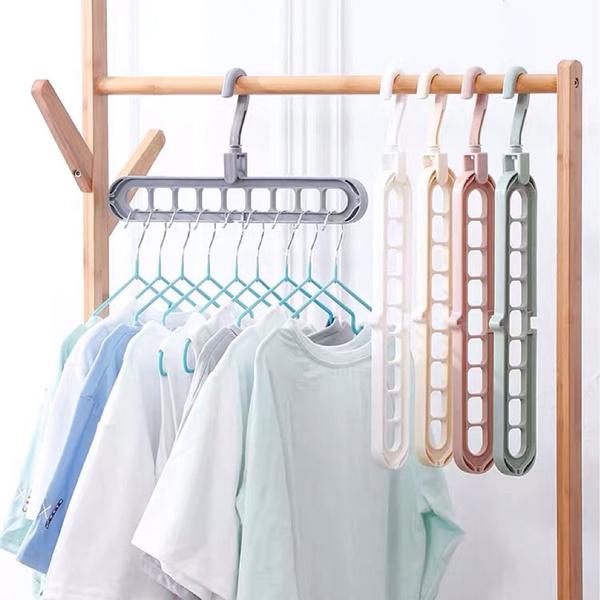 antiskid, swivel, Hangers, Closet