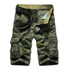 Fashion, menscargoshort, Men, camouflage