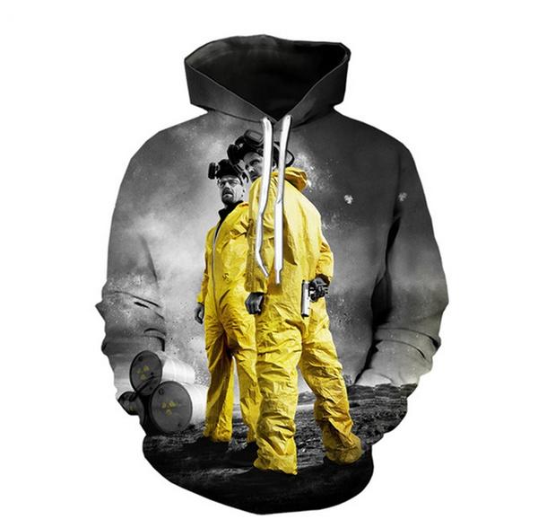 3d sweatshirt men, Plus Size, Coat, Hoodies