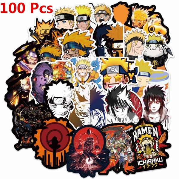 narutosticker, Bicycle, Sports & Outdoors, Car Sticker