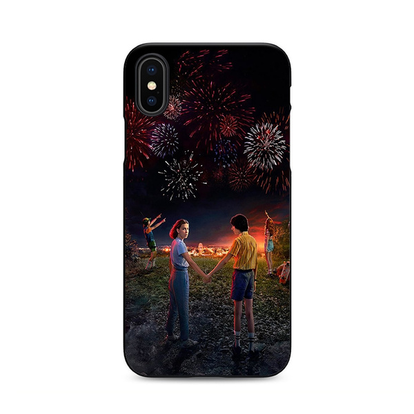Stranger Things Season 3 Phone Case,Designs Stranger Things Cover case for Iphone 6 6s 7 7plus 8 8plus XR Hard Plastics Phone Protective Case | Wish