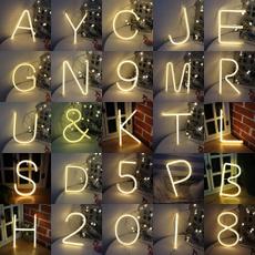 Home & Kitchen, numberslight, Night Light, Home Decor