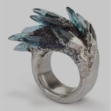 Fashion, iceberg, Jewelry, 925 silver rings