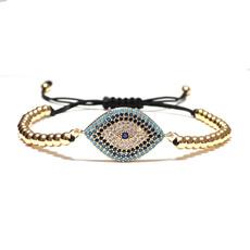 Copper, rope bracelet, Wristbands, Jewelry