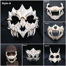Cosplay, skull, halloweengift, Animal