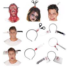 Decor, Cosplay, halloweenparty, Hair Band