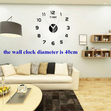 walldécorclock, Decor, Fashion, horlogemurale