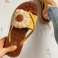 Flats, Flip Flops, Outdoor, Women Sandals