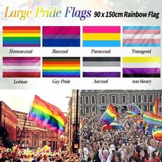 rainbow, gay, bisexual, largeprideflag
