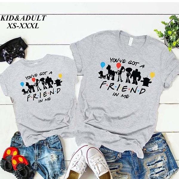 Funny, Shorts, familymatchingoutfit, Cotton T Shirt