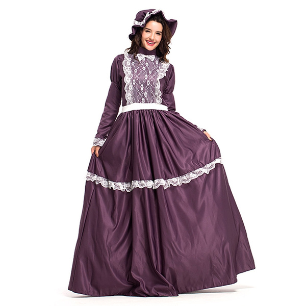 Novelty & Special Use, long dress, Cosplay Costume, Dress
