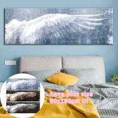 angel wings backpack, Decor, art, Home Decor