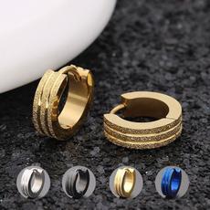 Steel, Moda, stainless steel earrings, Joyería