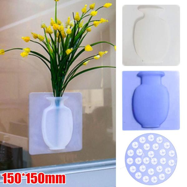 Home Decor, siliconevase, flowervase, Glass