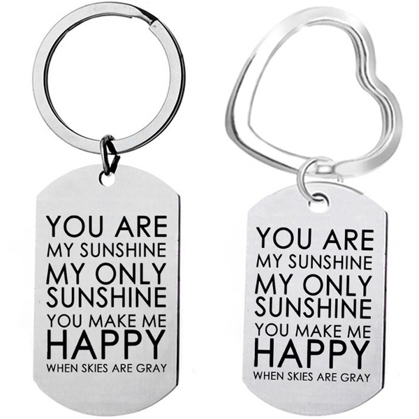 Steel, Stainless Steel, Key Chain, Holiday Gift