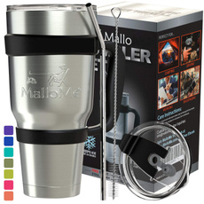 Steel, Coffee, waterglasse, travelmug