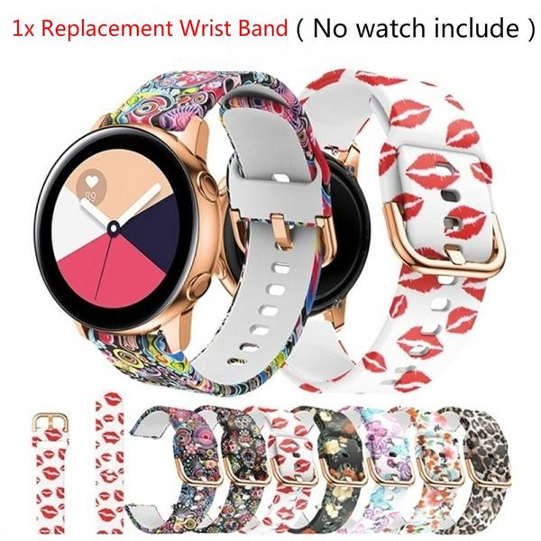 Sport, siliconewatchband, smartwatchband, Silicone