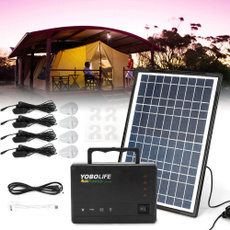Outdoor, led, generator, Home & Living