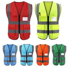Jacket, Vest, Fashion, workvest