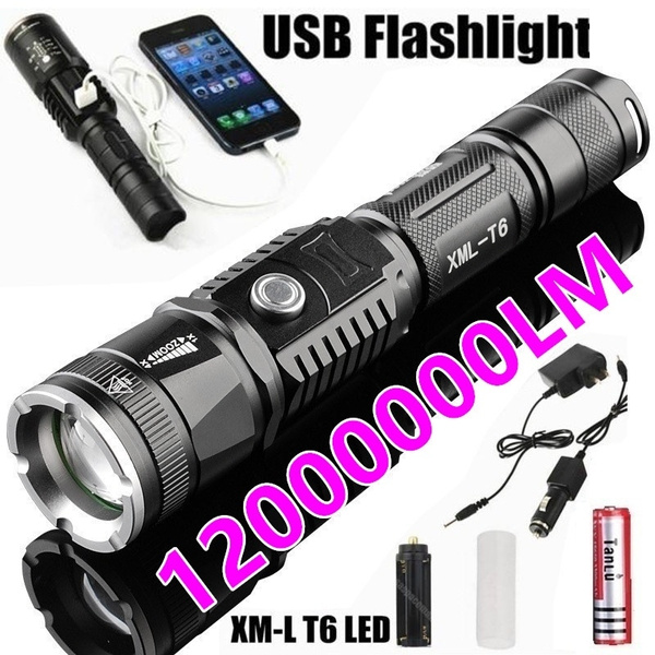 Flashlight, led, usb, Phone