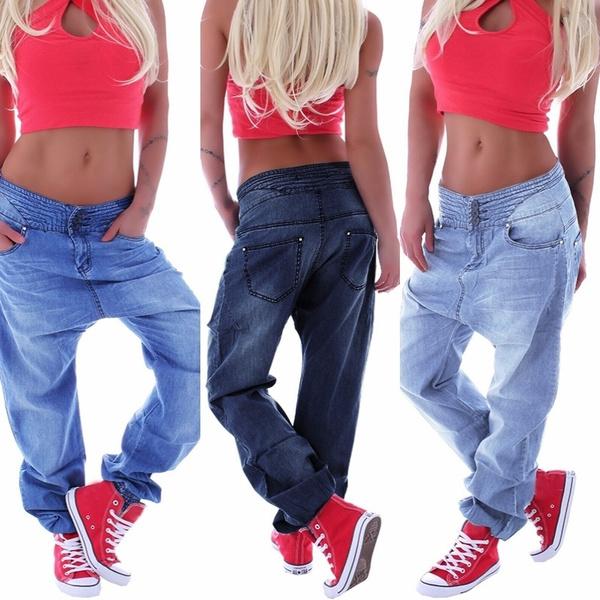 harem, Plus Size, high waist, pants