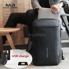 waterproof bag, travel backpack, usb, Waterproof