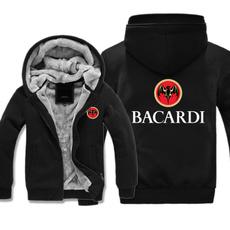 Jacket, hooded, Long Sleeve, Coat