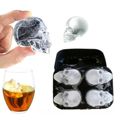 diy, skull, Cocktail, Ice Cream