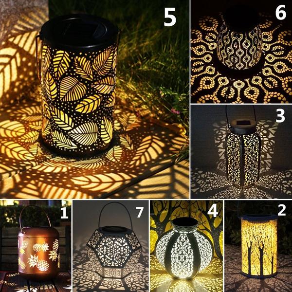 Decor, Outdoor, led, lanternsamplight