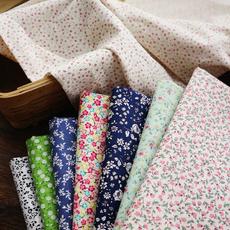 Cotton fabric, Fashion, Floral print, Fabric