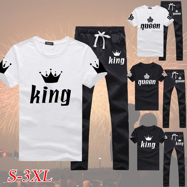 King, trousers, Sleeve, couple clothes