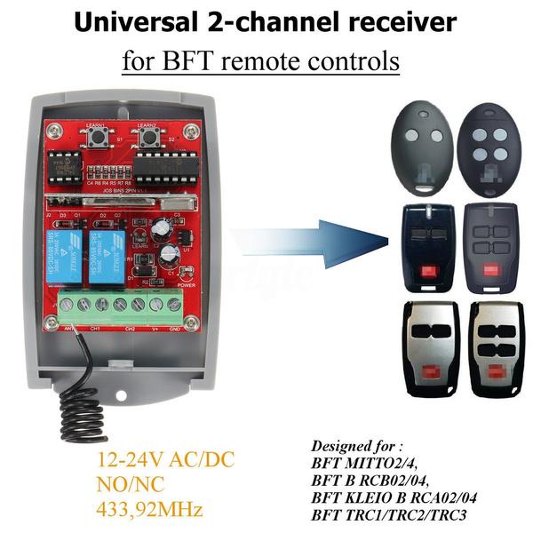 Gray, Remote Controls, channelreceiver, openerreceiver
