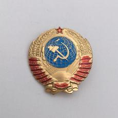 cccp, Emblem, medals, Cap