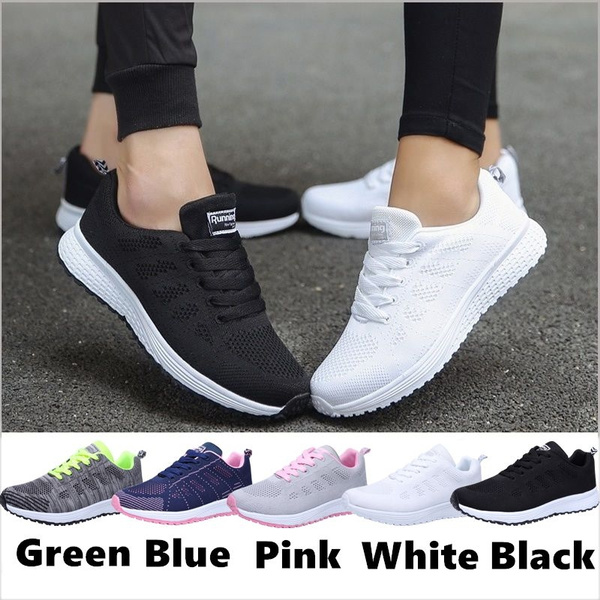 lightweight breathable womens shoes