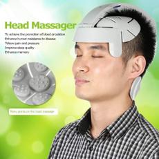 Head, Electric, bodyrelax, electricmassager