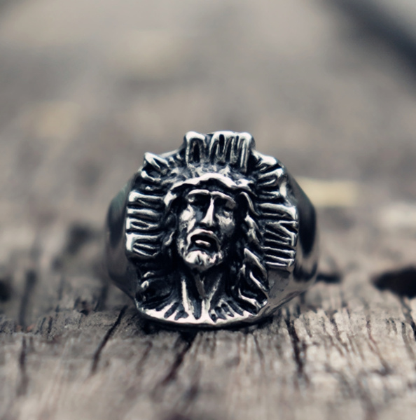 Steel, Vintage, Stainless Steel, Christian