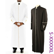 Stand Collar, Collar, Fashion, priestcostume