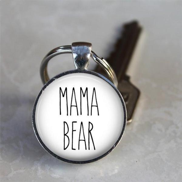 bestfriendkeychain, Gifts, mamabear, momgift