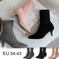 Fashion, sexy shoes, Spring, bigsizeboot