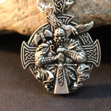 Намисто, Party Necklace, Celtic, Cross necklace