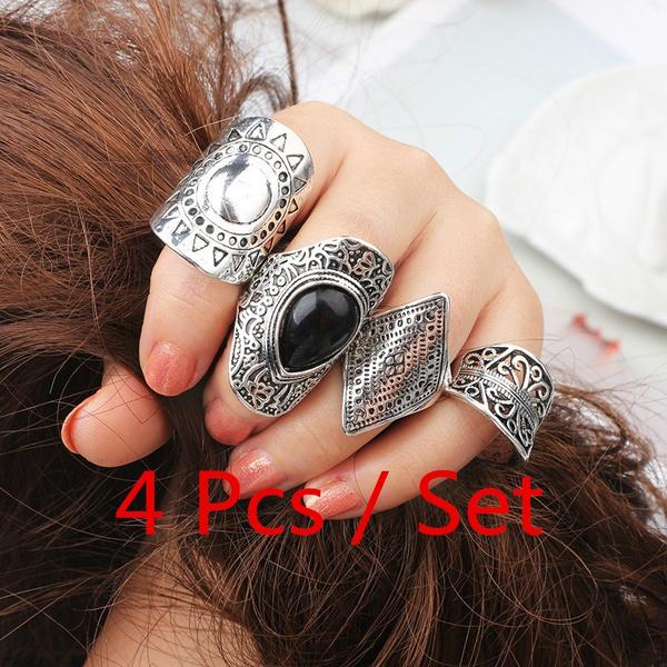 bohemia, Set, Jewelry, Vintage