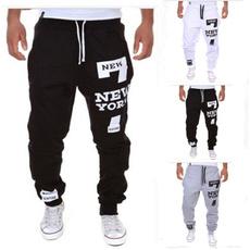 Polyester, Fashion, sport pants, Waist