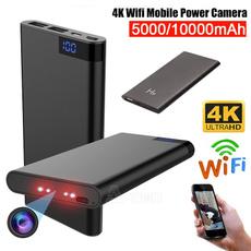 Spy, Powerbank, Photography, Surveillance Cameras