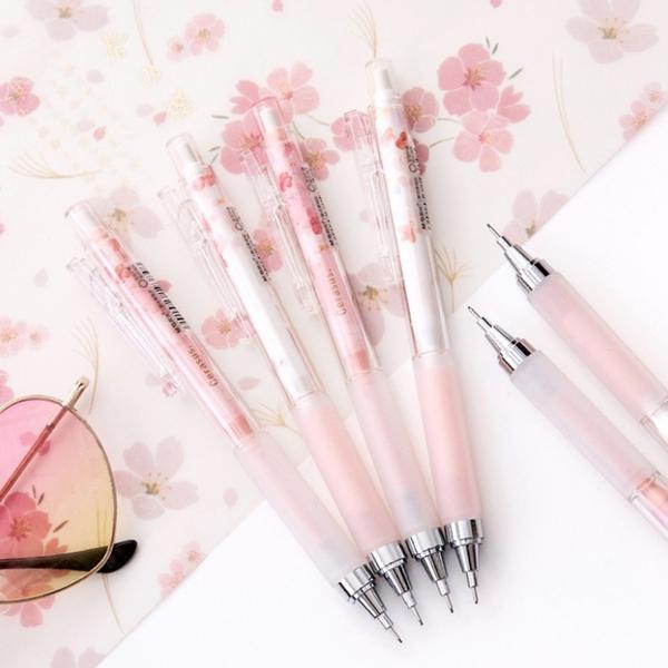 Kawaii, pencil, officeampschoolsupplie, lovely