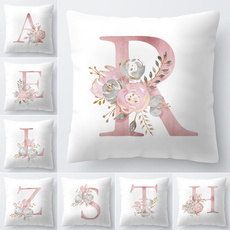 case, Decor, Floral print, decorativepillowcase